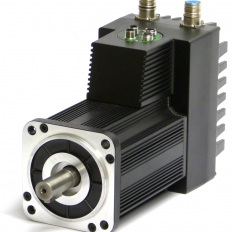 Mac3000 d5 with brake integrated servo motor for Jvl integrated servo motor