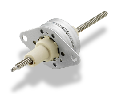Linear actuators stepper for Miniature stepper motors with linear actuation